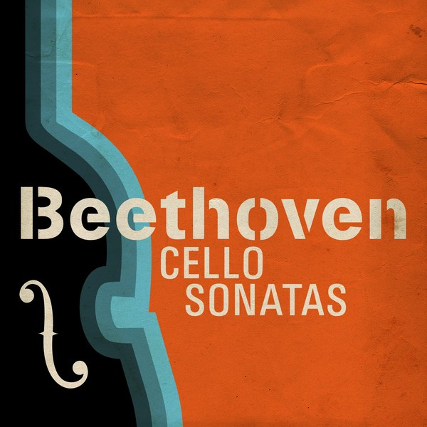 Beethoven Cello Sonatas Albumcover