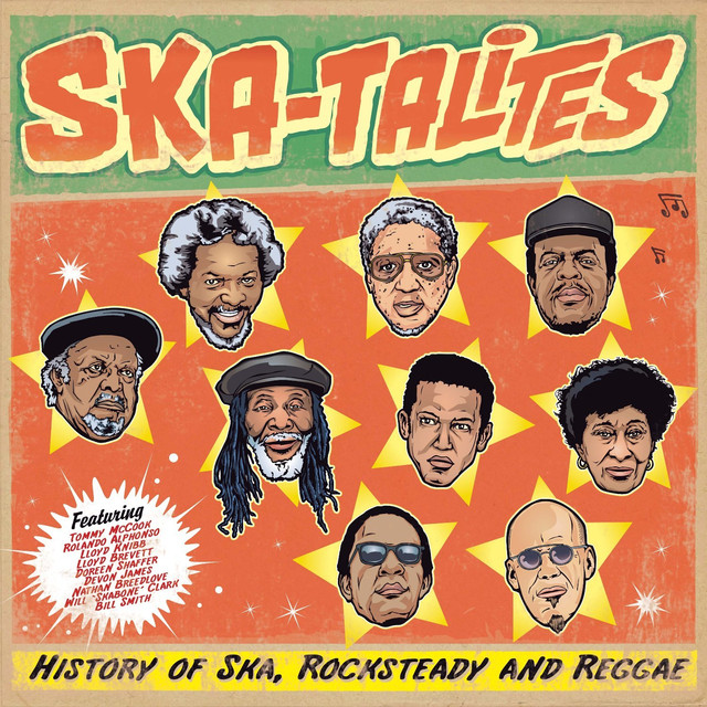 History of Ska, Rocksteady and Reggae (Live)