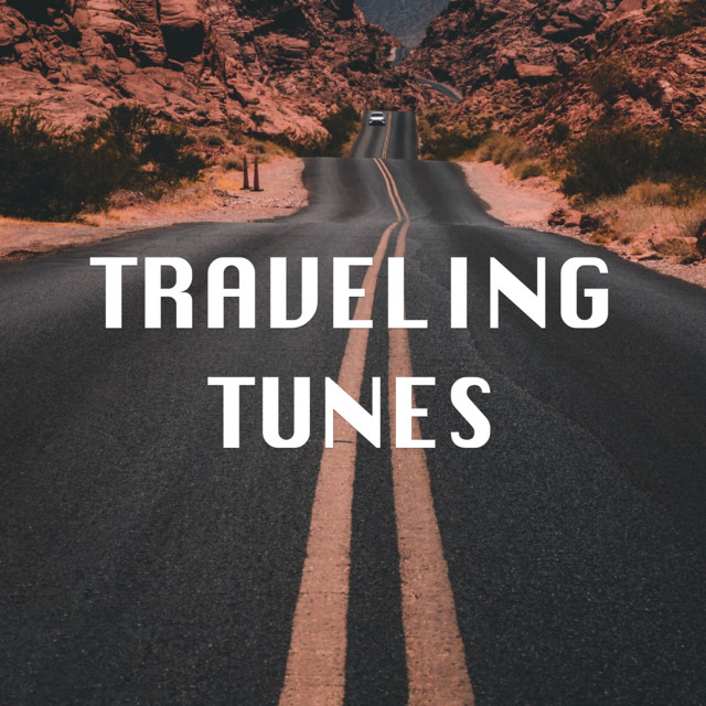 Album cover for Traveling Tunes by Various Artists