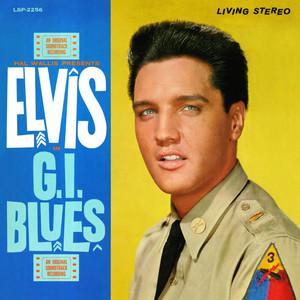 G.I. Blues Albumcover