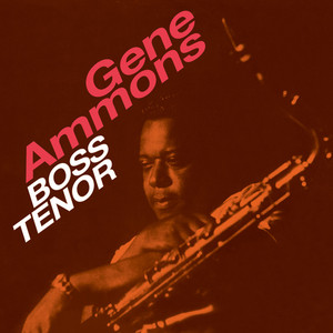 Gene Ammons Canadian Sunset cover