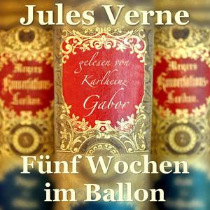 Fünf Wochen im Ballon Audiobook