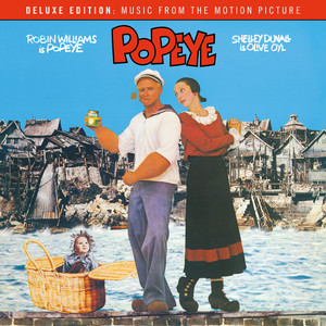 Popeye (Music From The Motion Picture / The Deluxe Edition) album