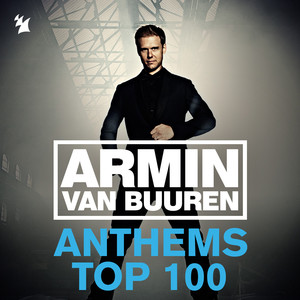 Armin Anthems Top 100 (Ultimate Singles Collected) Albumcover