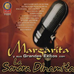 Margarita y Su Grandes Exitos Albumcover
