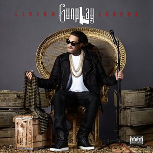 Gunplay, Yo Gotti, PJK Blood On The Dope cover