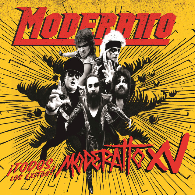 Album cover for Moderatto XV by Moderatto