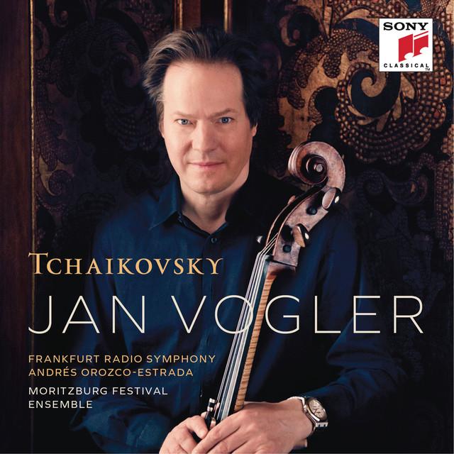 Tchaikovsky Albumcover