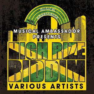 High Rize Riddim Albumcover