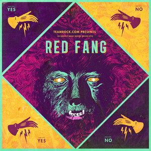 Teamrock.Com Presents an Absolute Music Bunker Session with Red Fang Albumcover