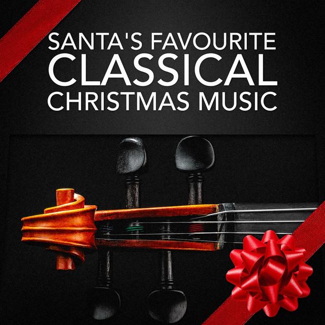 Santa's Favourite Classical Christmas Music Albumcover