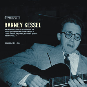Barney Kessel I Didn't Know What Time It Was cover
