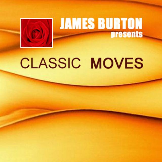 James Burton Classic Moves album cover