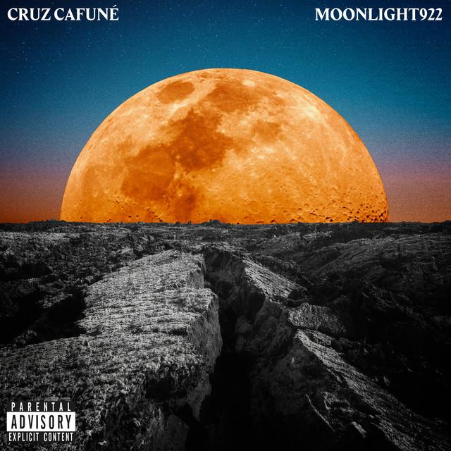 Album cover for Moonlight922 by Cruz Cafuné