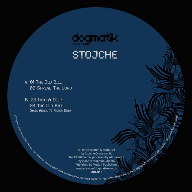 Stojche Vinyl