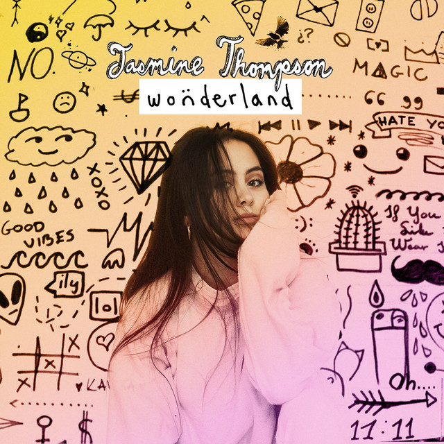 Album cover for Wonderland EP by Jasmine Thompson