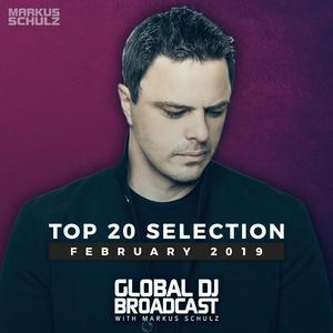 Global DJ Broadcast - Top 20 February
