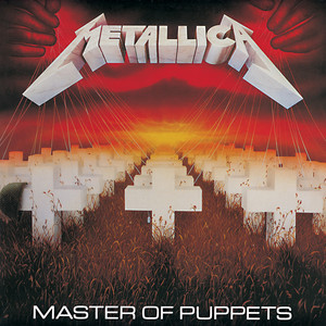 Master Of Puppets Albumcover