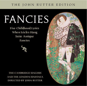 Rutter: Fancies Albumcover