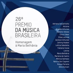 26º Prêmio da Música Brasileira - Homenagem à Maria Bethânia (Ao Vivo) album
