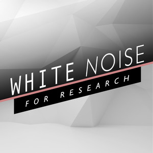 White Noise for Research Albumcover