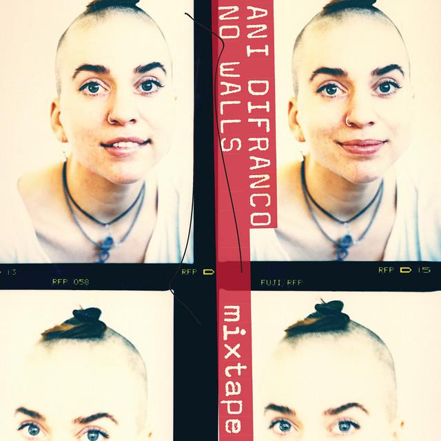Album cover for No Walls Mixtape by Ani DiFranco