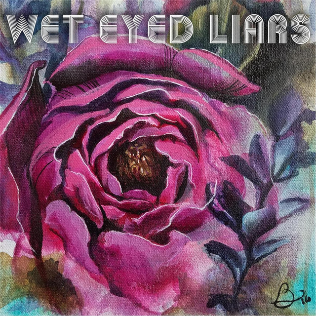 Artwork for Drowning in Dreams by Wet Eyed Liars