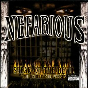 Speak Of The Devil Albumcover