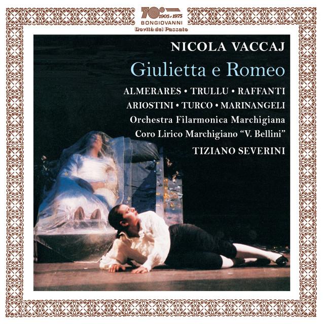 Vaccai: Giulietta e Romeo (Live)