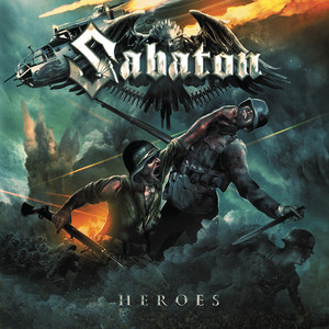 Sabaton Soldier of 3 Armies cover