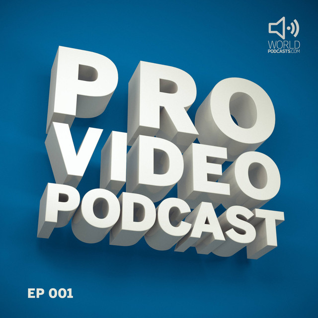 Pro Video Podcast 1: Rich Nosworthy - 3D Motion Designer, an episode