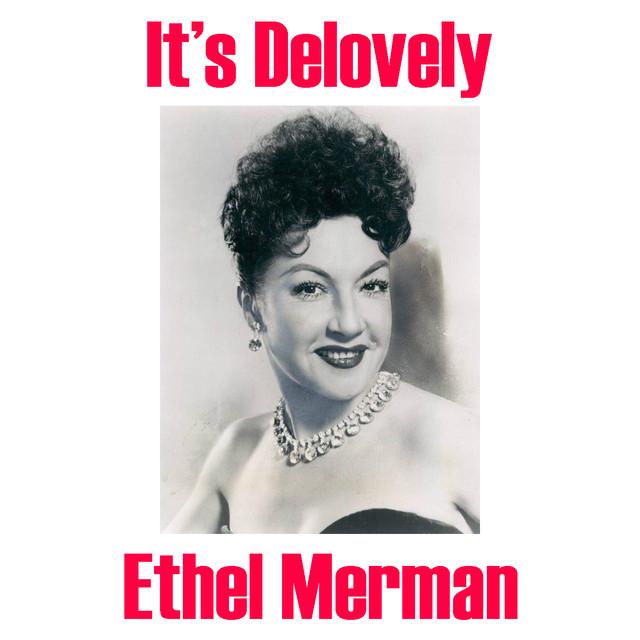 Ethel Merman It's Delovely album cover
