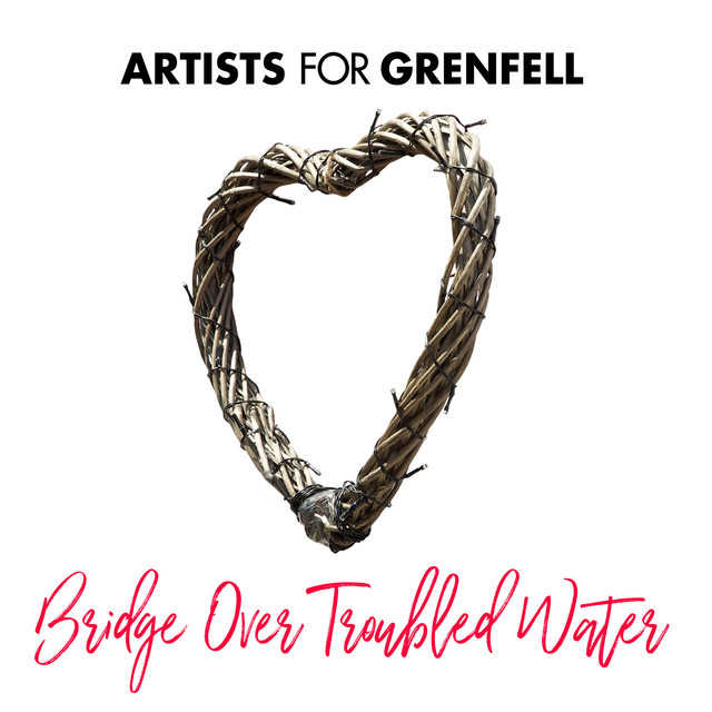 Картинки по запросу Bridge Over Troubled Water - Artists For Grenfell
