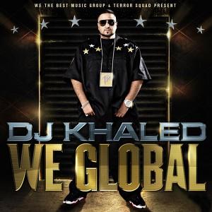 We Global Albumcover