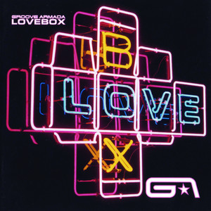 Groove Armada Easy cover