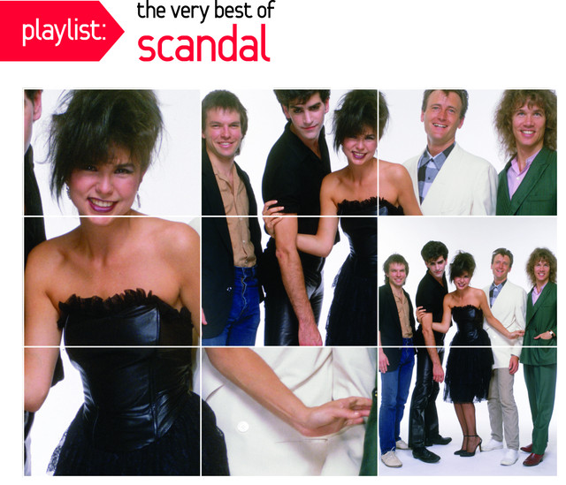 Scandal Playlist: The Very Best of Scandal album cover