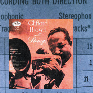 Clifford Brown, Max Roach Quintet Yesterdays cover
