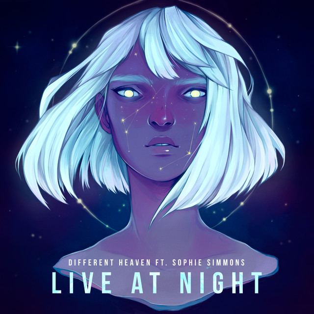 Live At Night (feat. Sophie Simmons)