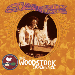 Sly & The Family Stone: The Woodstock Experience Albumcover