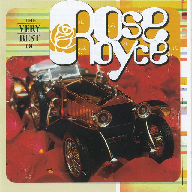 Rose Royce The Very Best of Rose Royce album cover