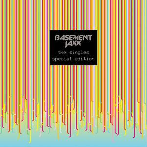Basement Jaxx Razocaine cover