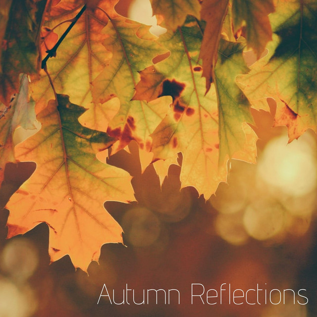 Album cover for Autumn Reflections by Daria Semikina