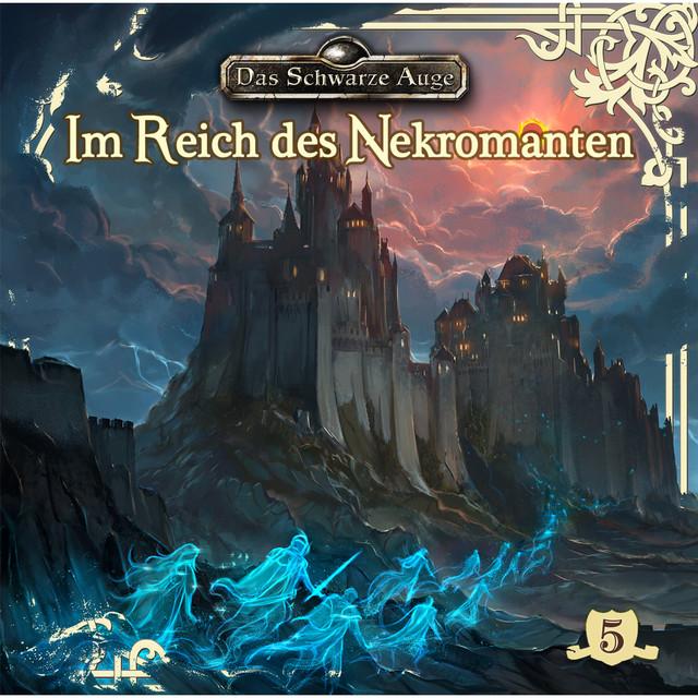 Folge 5: Im Reich des Nekromanten Cover