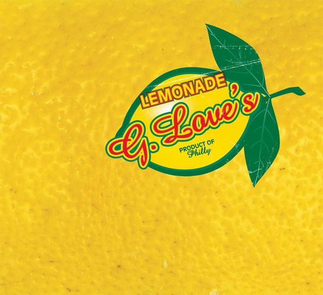 G. Love Lemonade album cover