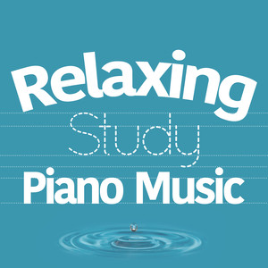 Relaxing Study Piano Music Albumcover
