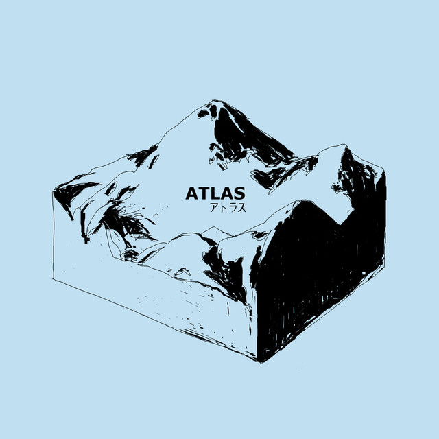 Album cover for Kitsune: Atlas by Les Gordon