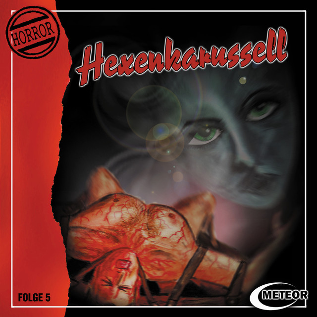 Folge 5: Hexenkarussell Cover