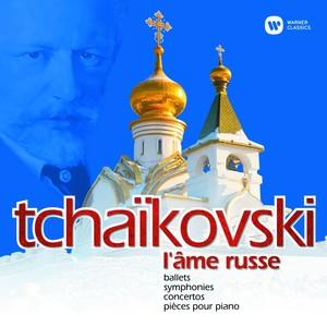 Tchaikovsky - L'âme russe Albumcover