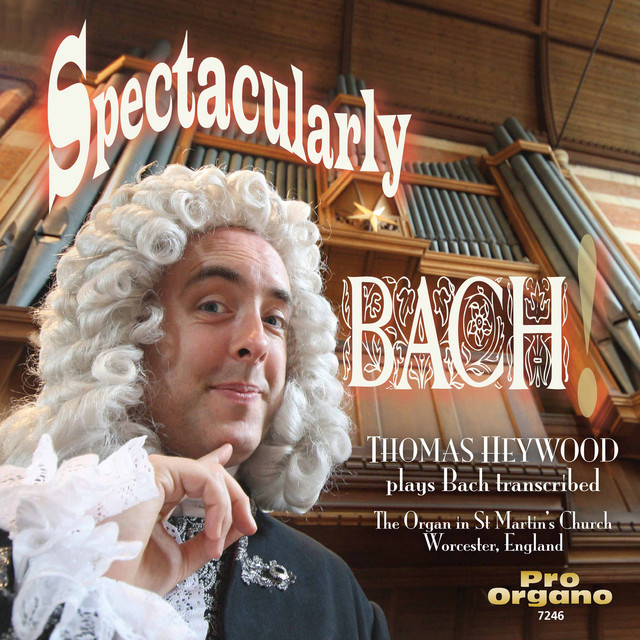 Spectacularly Bach