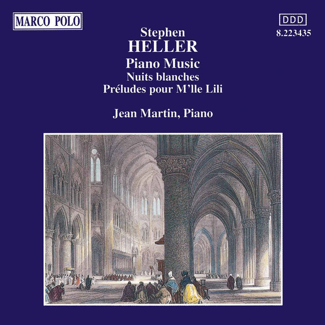 Heller: Nuits Blanches / Preludes Pour M